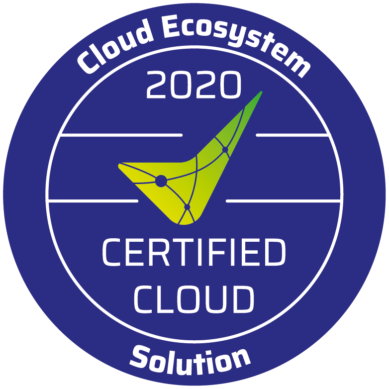 Certified Cloud Badge