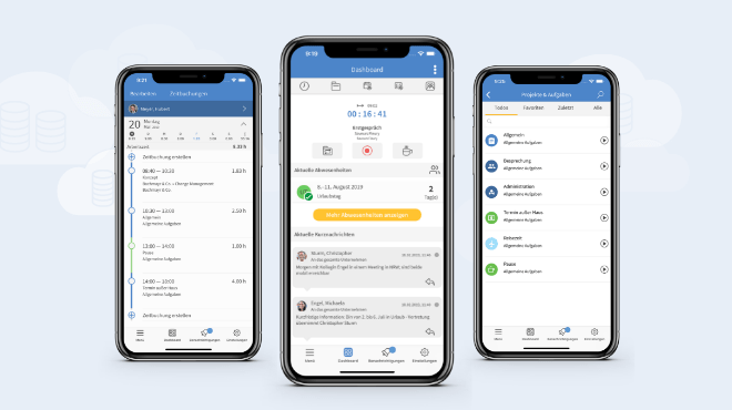 TimeTac Employee Time Tracking App