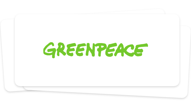 TimeTac Referenz Greenpeace